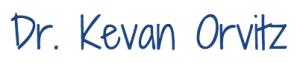 Dr. Kevan Orvitz