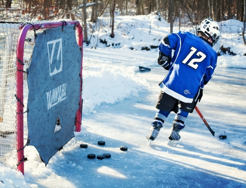 Hockey—Skating on the Edge of Disaster