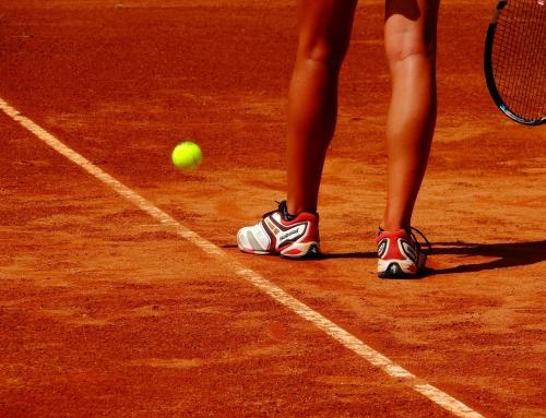 Tennis is Tough on Feet