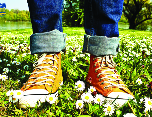 Step into Spring with New Shoes