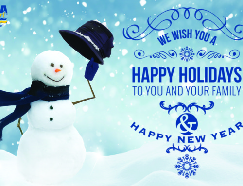 Happy Holidays from the MEGATeam